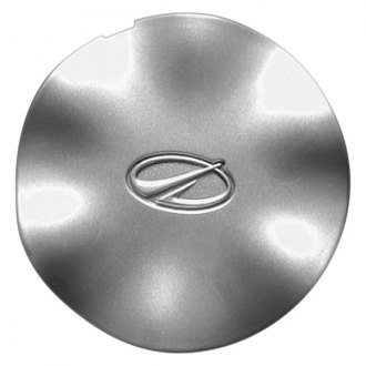 Replace® - Remanufactured Silver Wheel Center Cap With Oldsmobile Logo