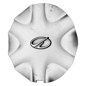 Replace® - Remanufactured Meduim Silver Wheel Center Cap With Oldsmobile Logo