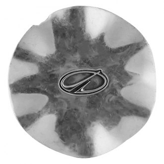 Replace® - Remanufactured Polished Wheel Center Cap With Oldsmobile Logo