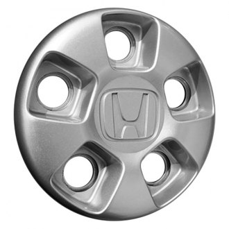 Replace® - Remanufactured Silver Wheel Center Cap With Honda Logo