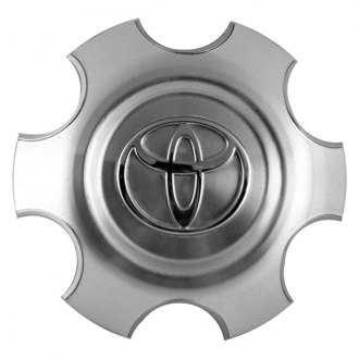 Replace® - Remanufactured Machined Wheel Center Cap With Toyota Logo