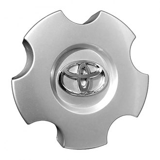 Replace® - Remanufactured Hypersilver Wheel Center Cap With Toyota Logo