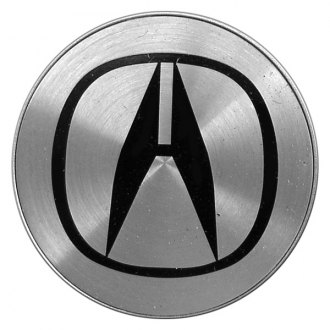 Replace® - Remanufactured Machined Wheel Center Cap With Acura Logo