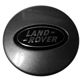 Replace® - Remanufactured Charcoal Metallic Wheel Center Cap With Land Rover Logo