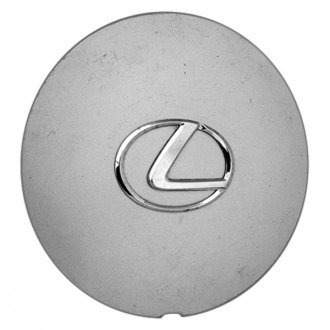 Replace® - Remanufactured Silver Wheel Center Cap With LEXUS Logo