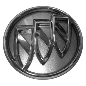 Replace® - Remanufactured Silver Wheel Center Cap With BUICK Logo