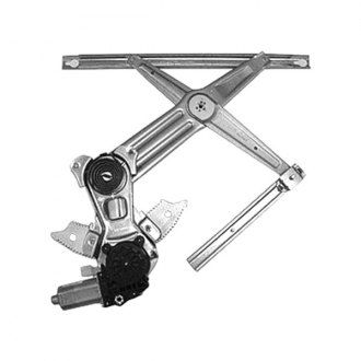 Replace® - Front Door Passenger Side Window Regulator