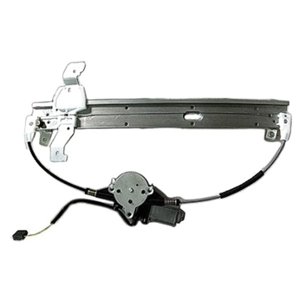Replace side window motor cavalier youtube for 2001 honda crv window regulator replacement