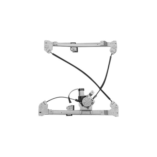 Replace Fo1350152 Front Driver Side Power Window