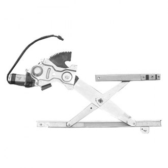 Replace® - Front Door Driver Side Window Regulator
