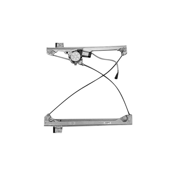 Replace Chevy Tahoe 2008 2013 Front Power Window Regulator With Motor