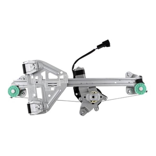 replace cadillac cts 2003 rear power window motor and
