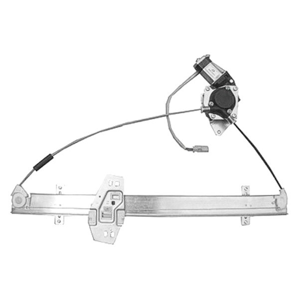 Replace Ho1351129 Front Passenger Side Power Window
