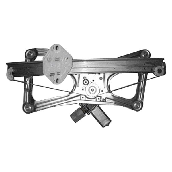 Replace Ho1351137 Front Passenger Side Power Window
