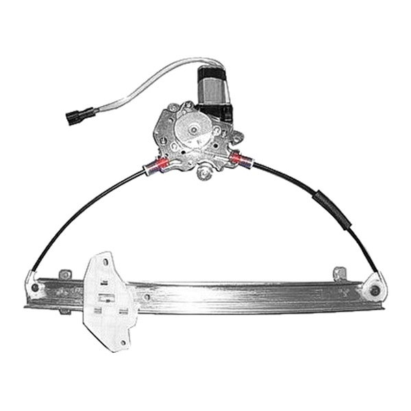 Replace hyundai elantra 1996 2000 window regulator for 2000 hyundai elantra window regulator