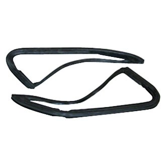 Replace® - Front Passenger Side Vent Window Weatherstrip Kit