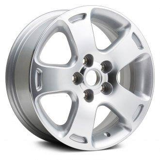 Chevy Colorado Lug Pattern >> 2009 Chevy HHR Replacement Factory Wheels & Rims - CARiD.com