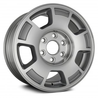 2007 Chevy Silverado Replacement Factory Wheels Rims