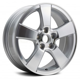 2012 Chevy Cruze Tire Size >> 2012 Chevy Cruze Replacement Factory Wheels Rims Carid Com