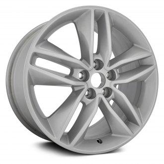 Replikaz X  Spoke Silver Alloy Factory Wheel Remanufactured
