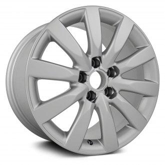2010 Audi A4 Replacement Factory Wheels & Rims - CARiD com