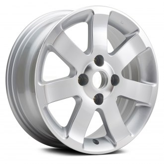 2008 nissan sentra replacement factory wheels rims. Black Bedroom Furniture Sets. Home Design Ideas