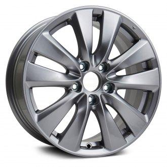 Honda Factory Rims >> 2012 Honda Accord Replacement Factory Wheels Rims Carid Com