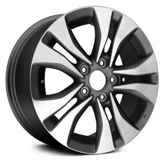 Honda Factory Rims >> 2015 Honda Accord Replacement Factory Wheels Rims Carid Com