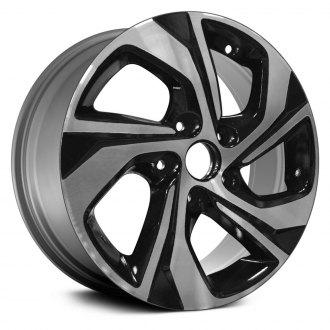 Honda Factory Rims >> 2017 Honda Accord Replacement Factory Wheels Rims Carid Com