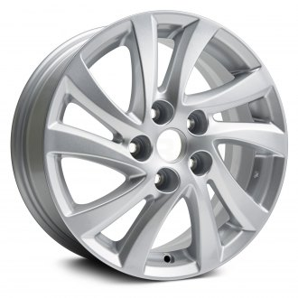 Mazda 3 Rims >> 2013 Mazda 3 Replacement Factory Wheels Rims Carid Com
