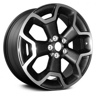 2013 Subaru Xv Crosstrek Replacement Factory Wheels Rims Carid Com