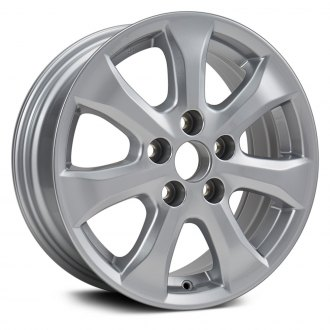 2010 toyota camry replacement factory wheels rims. Black Bedroom Furniture Sets. Home Design Ideas