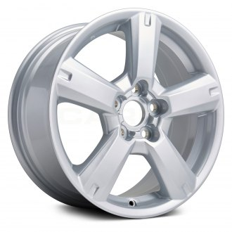 "Replikaz® - 17"" Replica 5 Spokes All Painted Silver Factory Alloy Wheel"