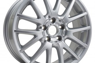 "Replikaz® - 17"" Replica 14-Spoke Silver Factory Alloy Wheel"
