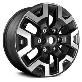 2017 Toyota Tacoma Factory Wheels