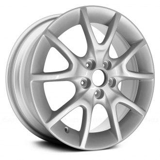 2014 dodge dart replacement factory wheels rims. Black Bedroom Furniture Sets. Home Design Ideas