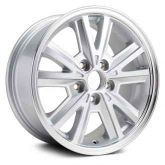 "Replikaz® - 16"" Replica 5 Split Spokes Standard Finish Factory Alloy Wheel"