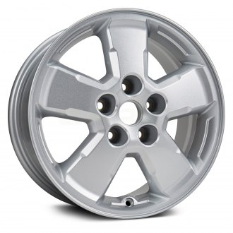 2010 ford escape replacement factory wheels rims. Black Bedroom Furniture Sets. Home Design Ideas