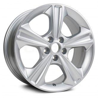 2015 Ford Escape Replacement Factory Wheels & Rims - CARiD.com