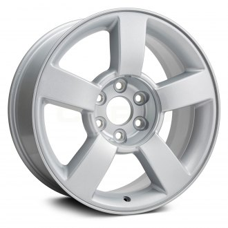 2005 chevy silverado replacement factory wheels rims. Black Bedroom Furniture Sets. Home Design Ideas