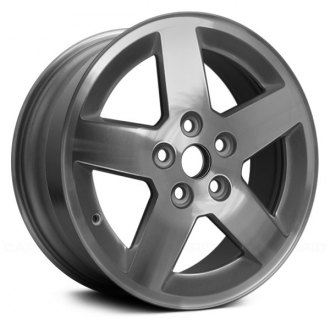 2008 chevy cobalt replacement factory wheels rims. Black Bedroom Furniture Sets. Home Design Ideas