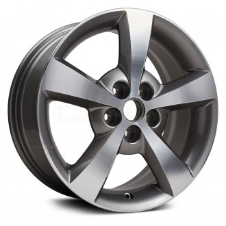 2009 chevy malibu replacement factory wheels rims. Black Bedroom Furniture Sets. Home Design Ideas