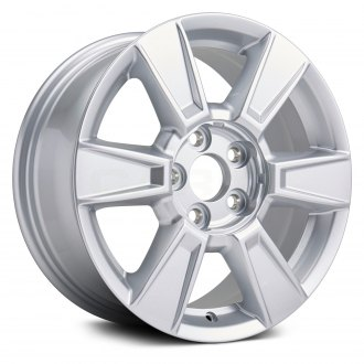 "Replikaz® - 17"" Replica 6 Spokes All Painted Silver Factory Alloy Wheel"