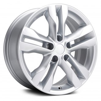 2013 nissan rogue replacement factory wheels rims. Black Bedroom Furniture Sets. Home Design Ideas