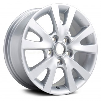 "Replikaz® - 16"" Replica 5 Split Spokes Silver Factory Alloy Wheel"