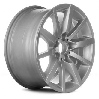 "Replikaz® - 17"" Replica 15 Spokes All Painted Silver Factory Alloy Wheel"