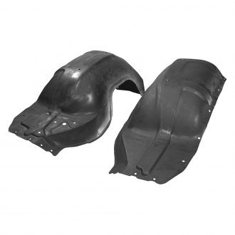Restoparts® - Front Driver and Passenger Side Fender Liners