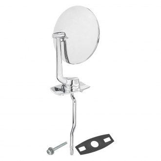Restoparts® - Driver Side View Mirror