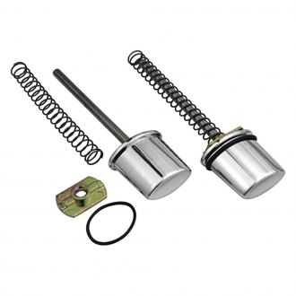 Restoparts® - Exterior Door Handle Push Button Kit