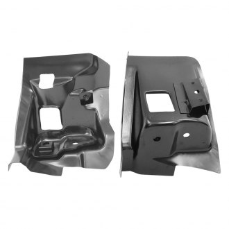 Restoparts® - Front Firewall Body Mounts Pair